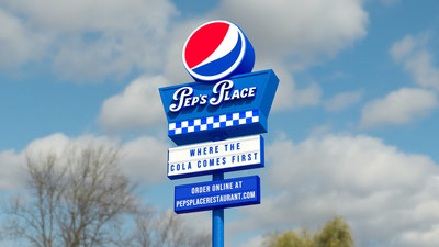 Pep's Place, Where the Cola Comes First
