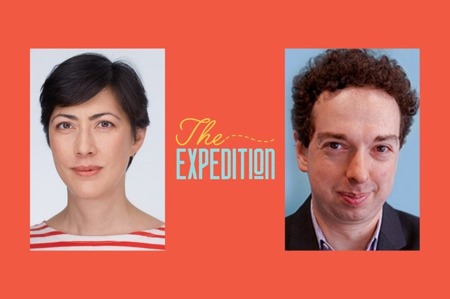 Expedition co-founders Sara Clemence and Ryan Sager
