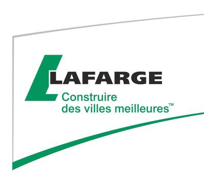 Lafarge Canada Inc. (Groupe CNW/Lafarge Canada Inc.) (Groupe CNW/Lafarge Canada Inc.)