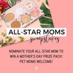 Celebrating All-Star Moms