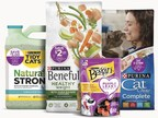 Purina Celebrates National Pet Month By Turning Pet Aisles Purple ...