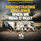 USAA's 2020 Annual Report to Members Highlights Resiliency and...