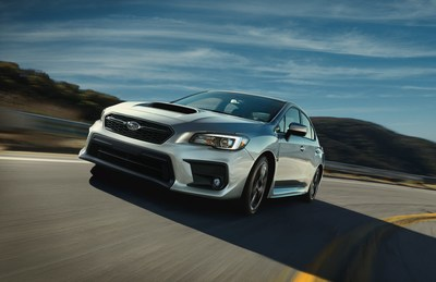 Subaru of America, Inc. Reports Best-ever April Sales