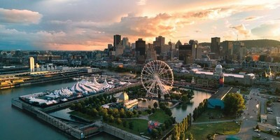 Smart City journey: Montreal chooses Aïdi to manage $2 billion in projects annually (CNW Group/Osedea)