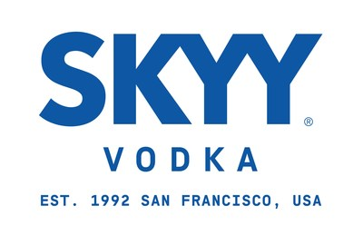 SKYY Vodka Unveils Innovative New Liquid Twist, Now Made from Water Enriched with Pacific Minerals