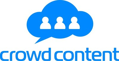 Crowd Content Media Logo (CNW Group/Crowd Content Media)
