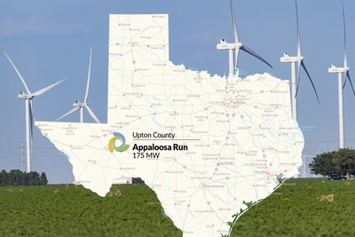 Tri Global Energy, an independent renewable energy originator and developer, today announced the sale of its 175 MW West Texas wind project, Appaloosa Run.