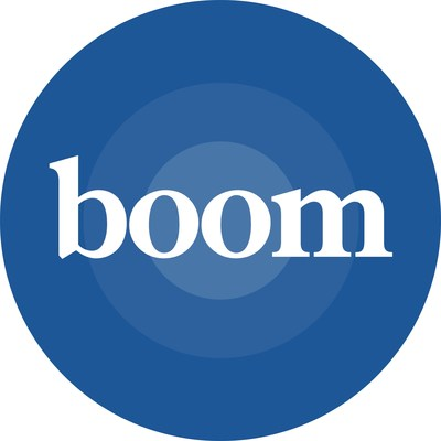 Boom Health, Inc. Logo (CNW Group/BOOM health)