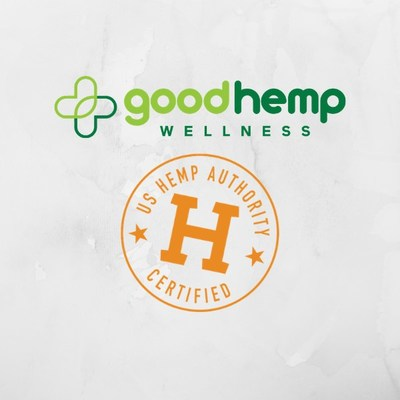 Good Hemp Wellness has received certification from the United States Hemp Authority for their new Good Hemp Wellness CBD Soft Gels.