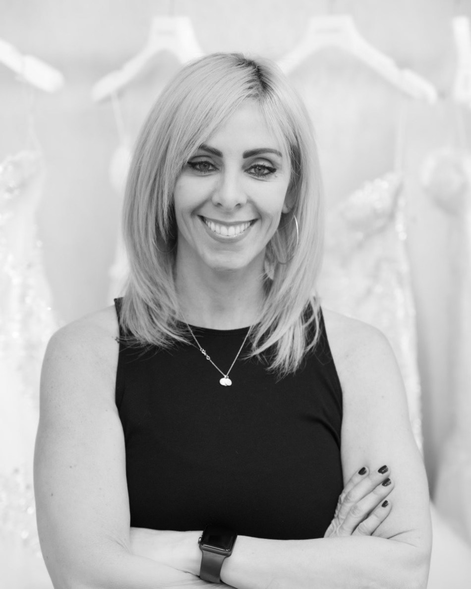 Marissa Rubinetti, Executive Vice President and Chief Operating Officer for Kleinfeld Bridal