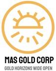 MAS GOLD CORP在Greywacke North和North Lake项目启动初步经济评估研究