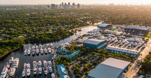 Safe Harbor Lauderdale Marine Center