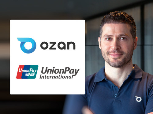 Dr Ozan Ozerk, founder of Ozan SuperApp