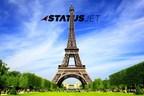 Status Jet Opens Paris Office