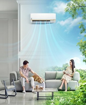 LG DUALCOOL Residential Air Conditioner