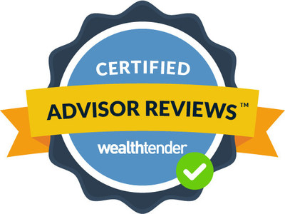 Wealthtender Certified Advisor Reviews (TM) help consumers make smarter hiring decisions when choosing a financial advisor. Wealthtender is the first independent financial advisor review platform designed to be fully compliant with the SEC Investment Adviser Marketing rule. Learn more at https://wealthtender.com.