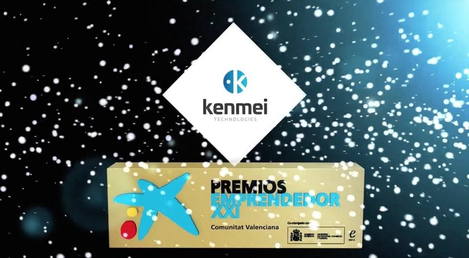 Kenmei wins the prestigious Entrepreneur XXI Award