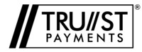 TRUST Payments Black Logo