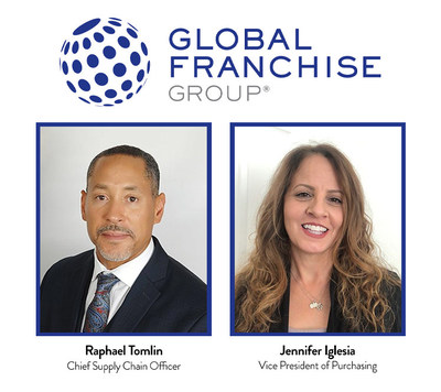 Raphael Tomlin Named Chief Supply Chain Officer for GFG and Jennifer Iglesia named Vice President of Purchasing