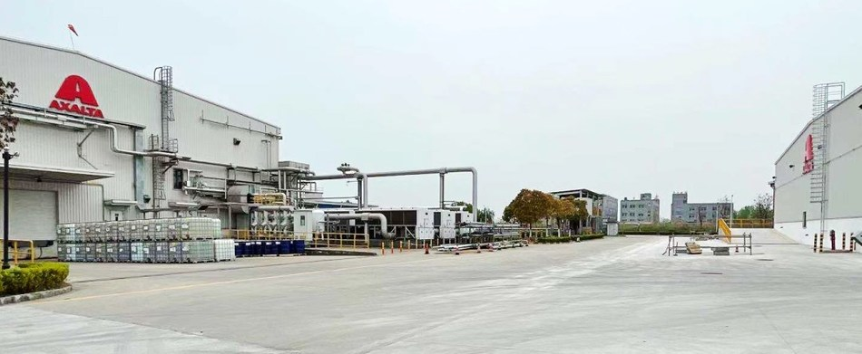 Axalta recently completed the expansion of its waterborne coatings plant in Jiading, Shanghai, China. The expanded site is designed to meet the growing demand for sustainable coating solutions for automotive, commercial vehicle and industrial markets in China and the Asia Pacific region.
