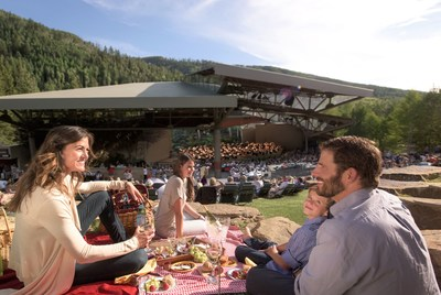 In-person events return to Vail, Colorado this summer including outdoor concerts at the Ford Amphitheater.
