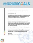 United Nations Announces its Support of Direct Global and its...