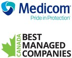 Medicom named one of Canada's Best Managed Companies...