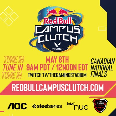 Red Bull Campus Clutch (CNW Group/TGS Esports Inc)