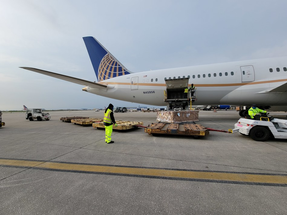 United Airlines Expands India Relief Efforts with Online Fundraising Campaign