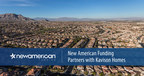 New American Funding Partners with Kavison Homes...