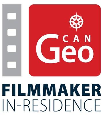 Filmmaker-in-Residence program logo (Groupe CNW/Société géographique royale du Canada)