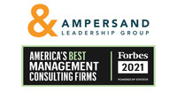 Forbes Names Ampersand Leadership Group to 2021 America's Best Management Consulting Firms List