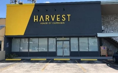 Harvest Medical Dispensary in Olympia Heights, Florida