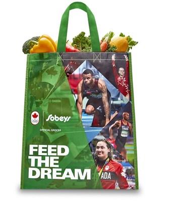Sobeys Inc. Feed The Dream (CNW Group/Sobeys Capital Incorporated)