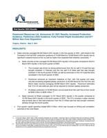 Paramount Resources Ltd. Announces Q1 2021 Results (CNW Group/Paramount Resources Ltd.)