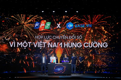 FPT Corp acquires Base.vn (PRNewsfoto/FPT Corporation)