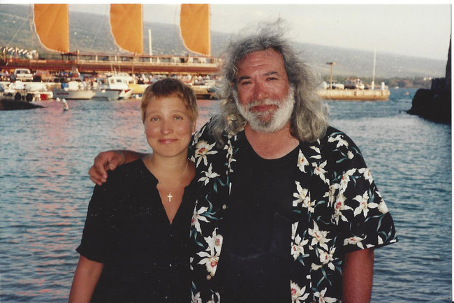 Jerry in Hawaii 1988