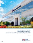 CNO Financial Group Releases Corporate Social Responsibility...