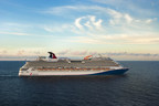 Carnival Cruise Line Announces New Red, White & Blue Hull...