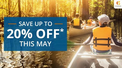 """CHOICE PRIVILEGES INTRODUCES """"SPRING SAVINGS"""" PROMOTION"""
