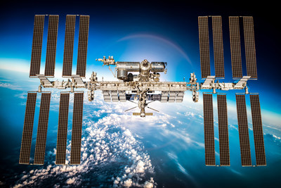 StoreDot's XFC battery technology will undergo two weeks of rigorous testing in zero gravity conditions on board the International Space Station (© Andrey Armyagov, Dreamstime.com) (PRNewsfoto/StoreDot)
