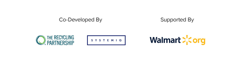 Developed by The Recycling Partnership and SYSTEMIQ and with support from Walmart, Plastic IQ, launched today. It is a forward-looking digital planning tool to help companies develop effective plastic packaging waste reduction strategies.