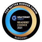 BurgerFi Secures Top Ranking as Best Better Burger Fast Casual...