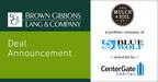 BGL Announces the Sale of The Mulch & Soil Company...