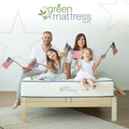 My Green Mattress offers Big Savings this Memorial Day: Save up to $200 on each Certified Organic Mattress