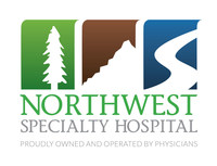 Northwest Specialty Hospital is owned and operated by physicians. Independently ranked amongst the best hospitals in the nation for both patient satisfaction and safety we are a five-star CMS rated hospital featuring award-winning patient satisfaction, gourmet cuisine, and state-of-the-art technologies. (PRNewsfoto/Northwest Specialty Hospital)