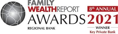 2021 FWR award winner logo