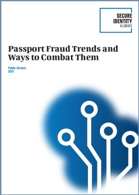 Passport fraud trends SIA report