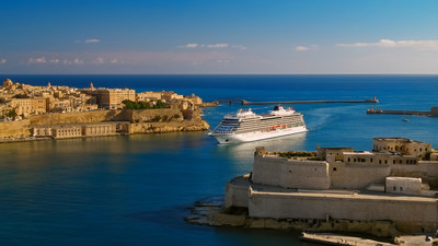Viking Venus, pictured above, will homeport in the Maltese capital city of Valletta—a cultural UNESCO World Heritage Site—and sail two different 11-day roundtrip itineraries in the Mediterranean as a part of Viking's Welcome Back collection. The new ocean voyages are available for vaccinated guests beginning this summer. For more information, please visit www.viking.com.