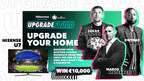 Hisense Kicks off #UpgradeYourHome Campaign for UEFA EURO 2020 with Campaign Ambassador Dwyane Wade and Football Legends